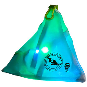 Big Agnes mtnGLO Lampe de camp et de tente, blue/green